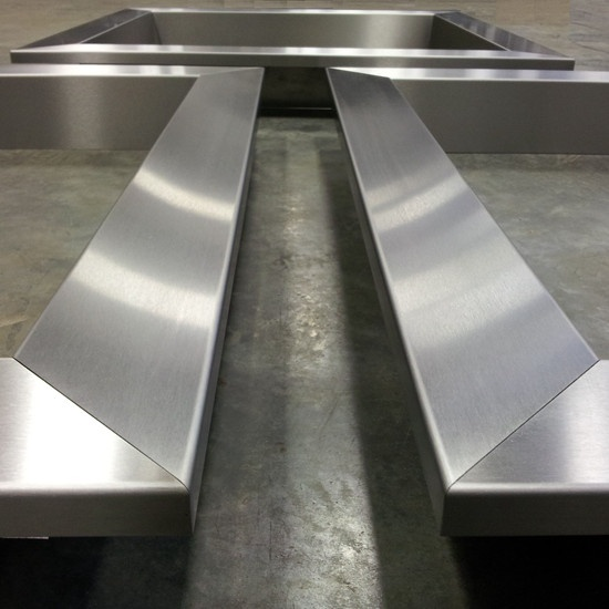 Stainless Steel Metal Fabrication
