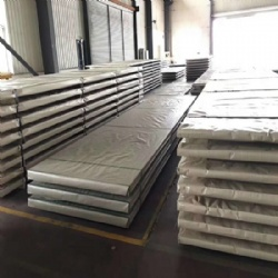 Hot Rolled Stainless Steel Plate 304 201 316L