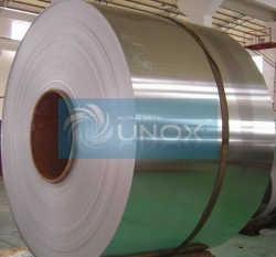202 2B Stainless Steel Coil