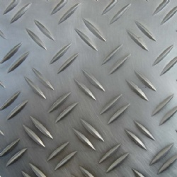 Anti-Skid Stainless Steel Plate Slip Resistant Metal Flooring