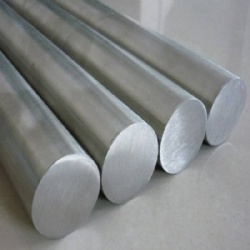 Stainless Steel Round Bar Brush Finish