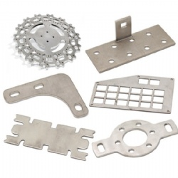 Stainless Steel Sheet Laser Cutting Part