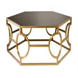 Hotel End Tables Stainless Steel Side Table