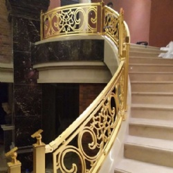 Architectural Railing Systems Metal Works