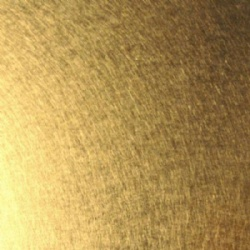 Ti Gold Color Vibration Stainless Steel Sheet